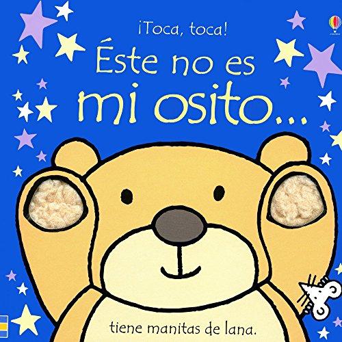 9780746092088: Este No Es Mi Osito (Touchy-Feely Board Books)