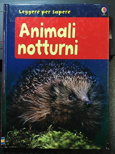 9780746092279: Animali notturni