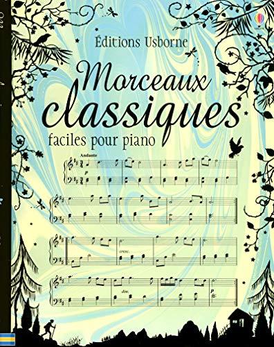 9780746092460: Morceaux classiques faciles pour piano