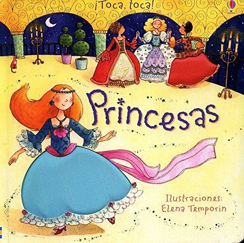 9780746092897: Princesas Toca Toca !