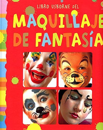 9780746093184: Maquillaje de fantasia