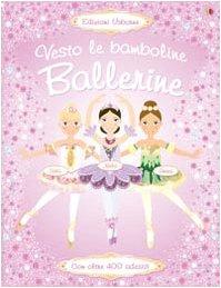 9780746093306: Ballerine. Con adesivi