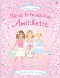 9780746093320: Amichette. Con adesivi
