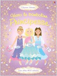 9780746093344: Principesse. Con adesivi