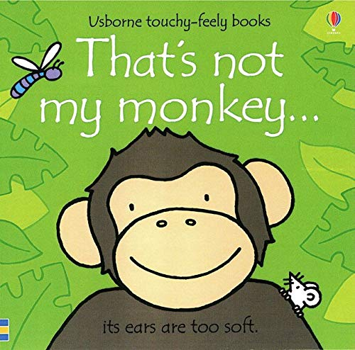 9780746093368: That's not my monkey. Ediz. illustrata