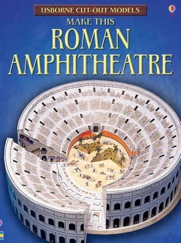 9780746093443: Cut-out Roman Amphitheatre