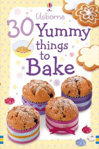 9780746093474: 30 Yummy Things to Bake (Activity Cards)