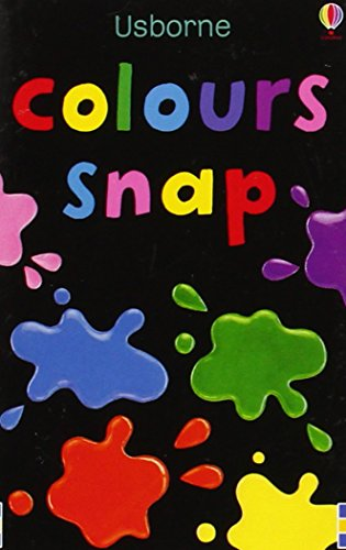 9780746093511: Colours Snap (Snap Cards)