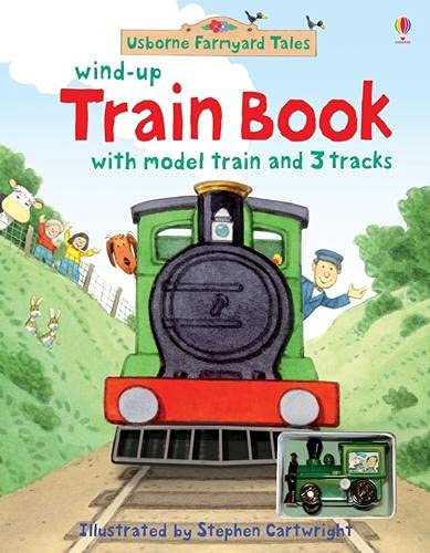 9780746093689: wind-up train book