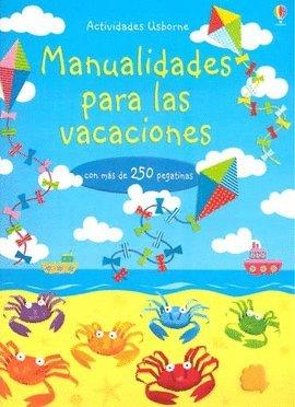 9780746093863: MANUALIDADES PARA LAS VACACIONES