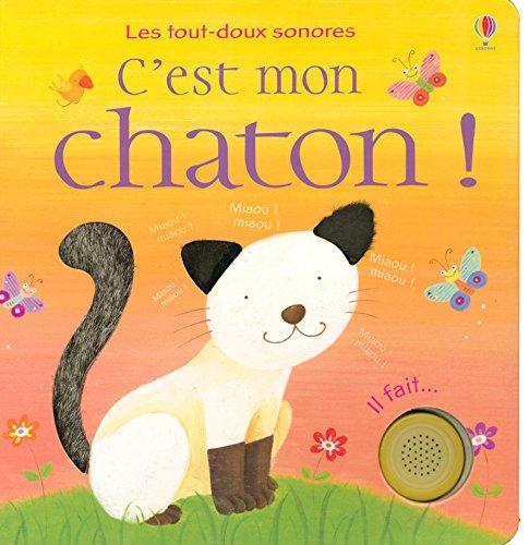 C'EST MON CHATON!: Felicity Brooks, Renee Chaspoul, Stephanie Jones