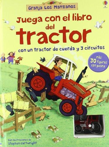 9780746094648: JUEGA CON EL LIBRO DEL TRACTOR