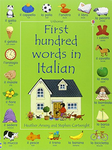 9780746095355: First Hundred Words in Italian