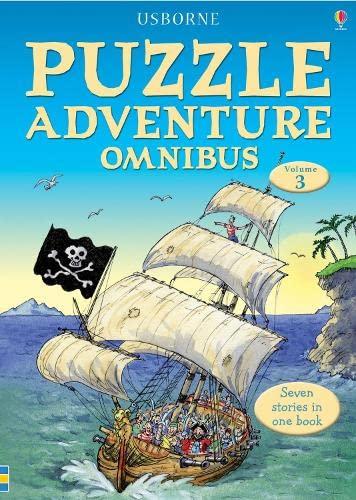 9780746095799: Puzzle Adventures Omnibus Volume 3: v. 3