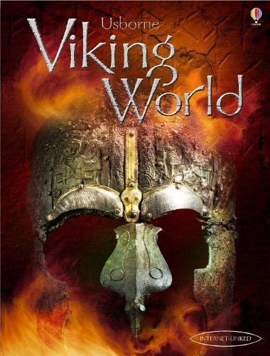 Viking World (Illustrated World History): Philippa Wingate