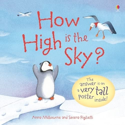 9780746095843: How High is the Sky?