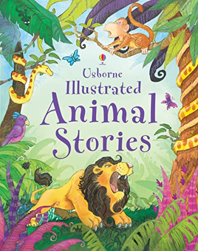 9780746095850: Illustrated Animal Stories