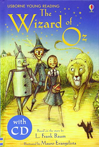 9780746096475: The wizard of oz with CD (Young Reading Series Two)