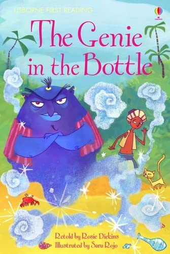 9780746096482: The Genie in the Bottle