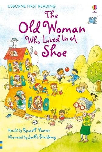 9780746096550: Old Woman Who Lived in a Shoe (Usborne First Reading)