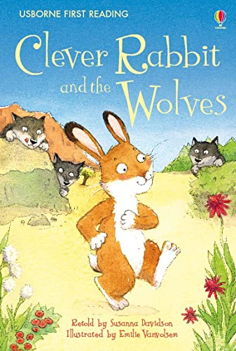 9780746096628: Clever Rabbit and the Wolves