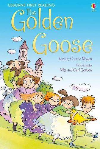 9780746096642: Golden Goose (Usborne First Reading)
