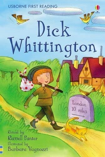 9780746096673: Dick Whittington (Usborne First Reading)