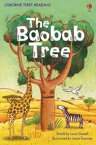 9780746096789: Baobab Tree (Usborne First Reading)