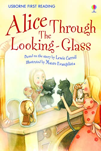 9780746096840: Alice Through the Looking Glass
