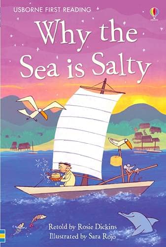 9780746096895: Why is the Sea Salty? (Usborne First Reading)