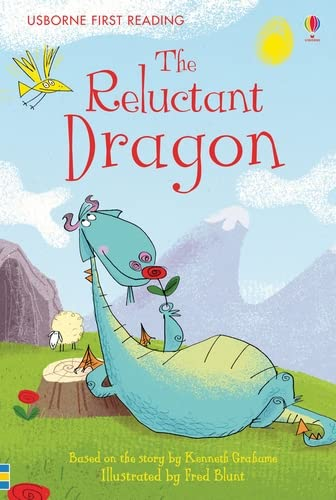 9780746096949: Reluctant Dragon (Usborne First Reading)