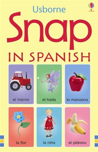 9780746097274: Snap Cards in Spanish