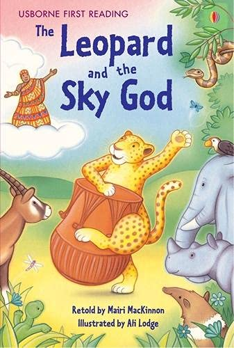 9780746097335: Leopard & the Sky God (First Reading Level 3)