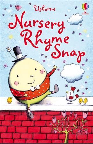 9780746097663: Nursery Rhyme Snap (Snap Cards)