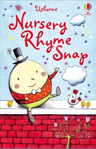 9780746097663: Nursery Rhyme Snap (Snap Cards)