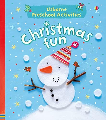 9780746097670: Christmas Fun (Usborne Preschool Activities)