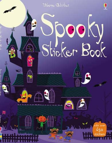 9780746097687: Spooky Sticker Book (Sticker Books)