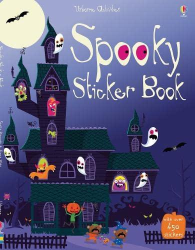 9780746097687: Spooky Sticker Book
