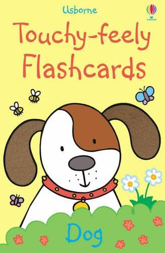 9780746097700: Touchy-feely Flashcards