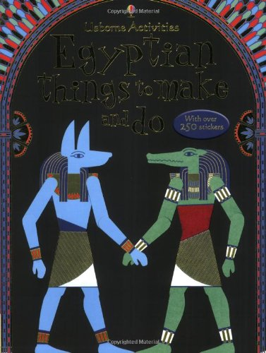 9780746097731: Egyptian Things to Make and Do