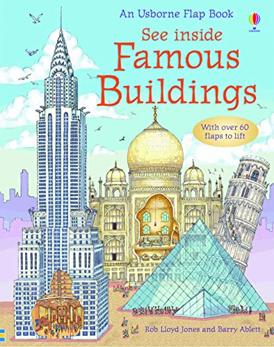 9780746097755: See Inside: Famous Buildings