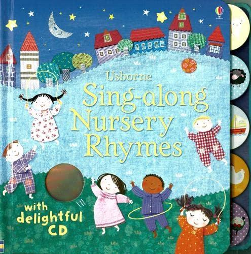 9780746097762: Singalong Nursery Rhymes + CD