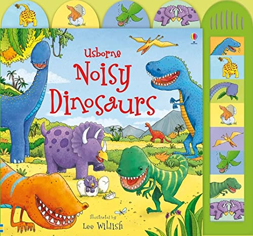 9780746097847: Noisy Dinosaurs: Sound Book (Noisy Books)