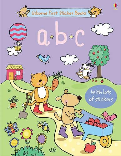 9780746097878: ABC Sticker Book