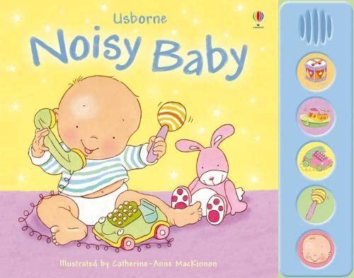 9780746097908: Noisy Baby: Sound Book
