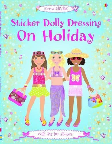 9780746097946: Holiday: Sticker Dolly Dressing