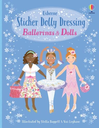 9780746098271: Sticker Dolly Dressing. Ballerinas and Dolls
