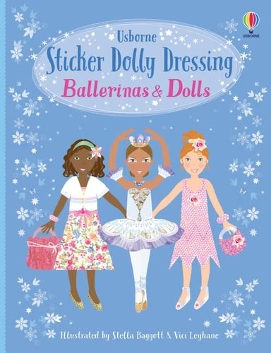 9780746098271: Dolls and Ballerinas