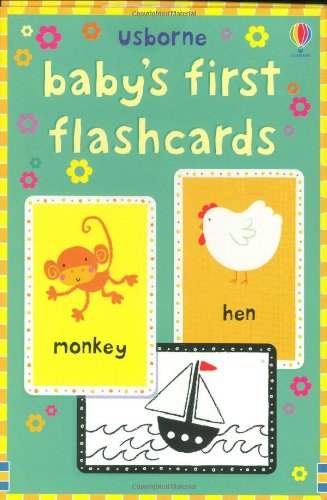 9780746098301: Baby's Very First Flashcards