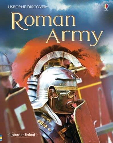 9780746098325: Roman Army (Usborne Discovery)